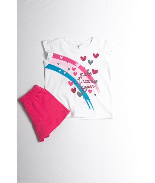 Πυτζάμα κορίτσι Dreams 212102