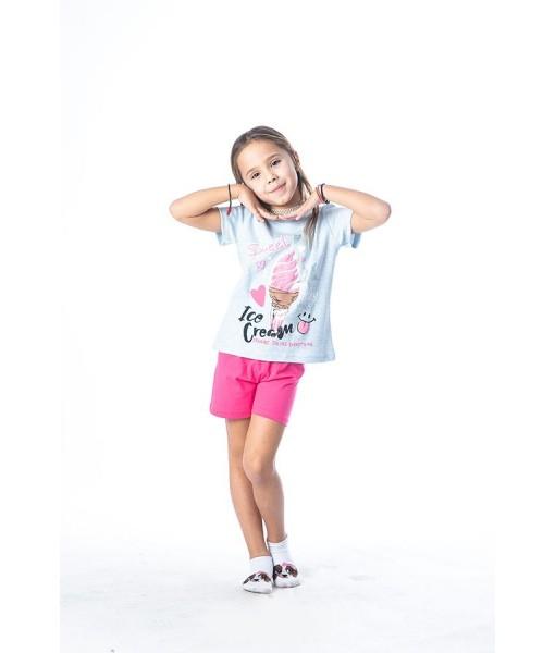Πυτζάμα κορίτσι Dreams 201904