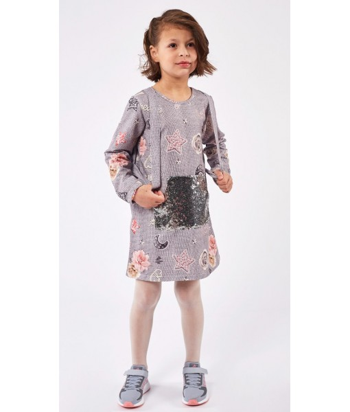 Φόρεμα τσαντάκι Ebita κορίτσι 215283