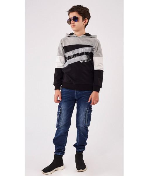Μπλούζα Hashtag αγόρι 215757