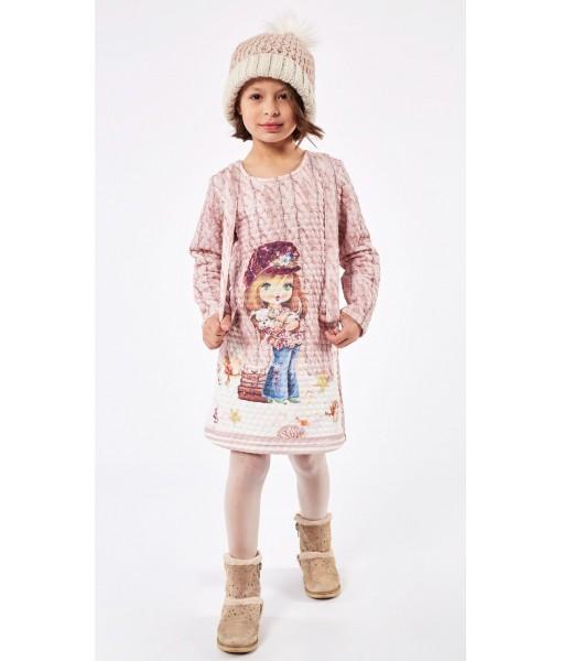 Φόρεμα τσαντάκι Ebita κορίτσι 215253