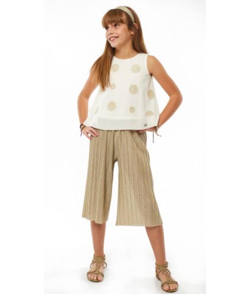 Σετ μπλούζα παντελόνι κορίτσι  ΕΒΙΤΑ 214008