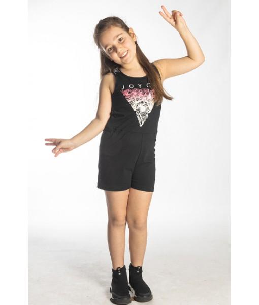 Ολόσωμη φόρμα κοντή κορίτσι Joyce 211583