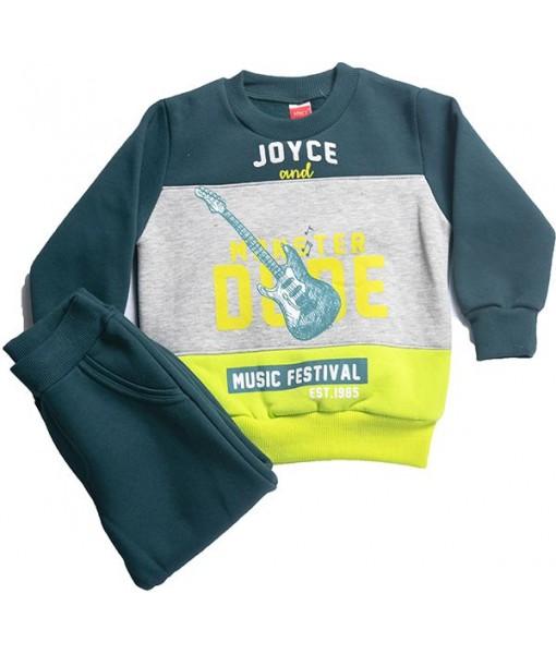 Σετ μπλούζα και φόρμα αγόρι Joyce 202213