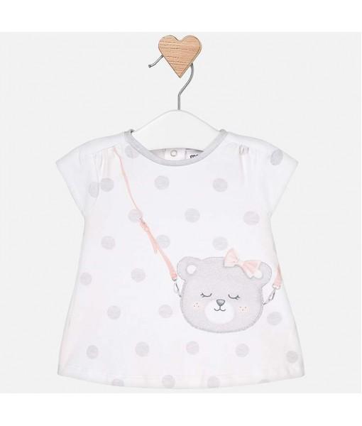 Φόρεμα τσαντάκι Mayoral baby κορίτσι 29-01813-010
