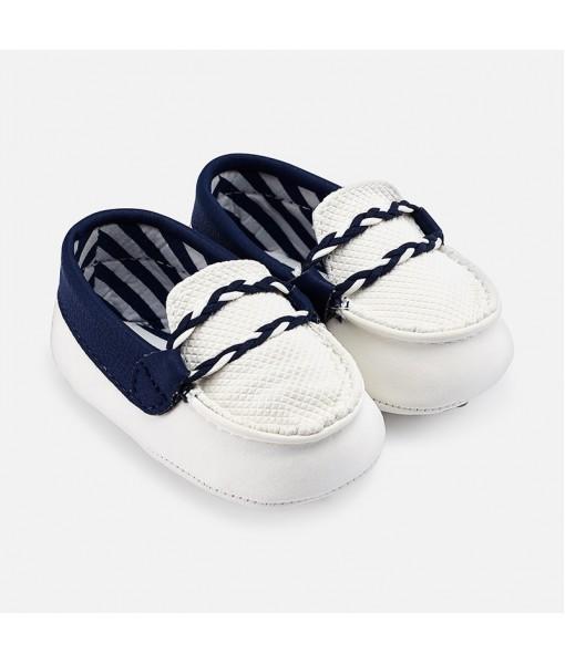 Παπούτσια αγκαλιάς μοκασίνι Mayoral baby αγόρι 29-09037-018