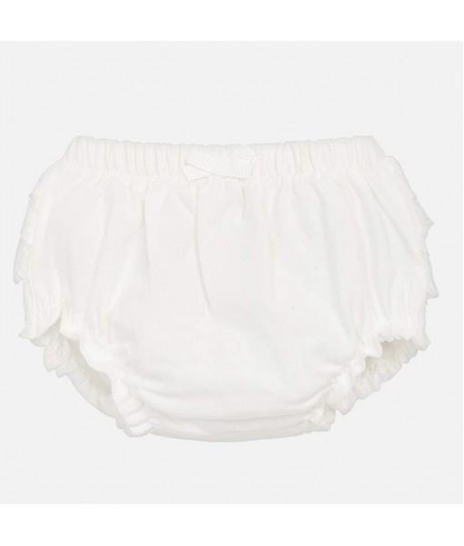 Βρακάκι ελαστικό Mayoral baby κορίτσι 29-09084-019