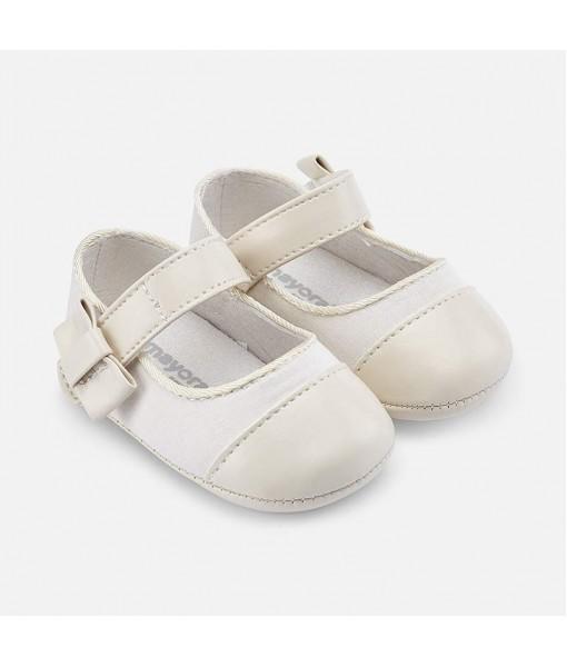 Παπούτσια αγκαλιάς μπαρέτες Mayoral baby κορίτσι 29-09119-072