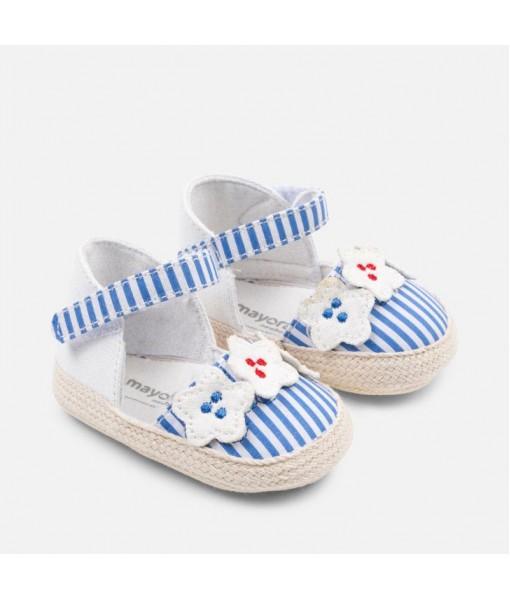 Παπούτσια αγκαλιάς εσπαντρίγιες Mayoral baby κορίτσι 29-09138-025