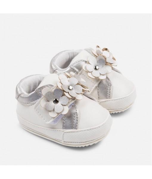 Παπούτσια αγκαλιάς αθλητικά Mayoral baby κορίτσι 29-09139-088