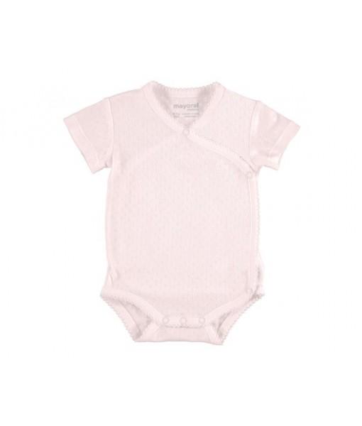 Κορμάκι κοντομάνικο Mayoral baby κορίτσι 29-00191-071