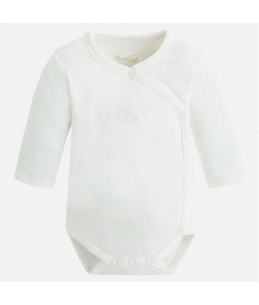 Κορμάκι μακρυμάνικο νεογέννητο Mayoral 17-00199-031