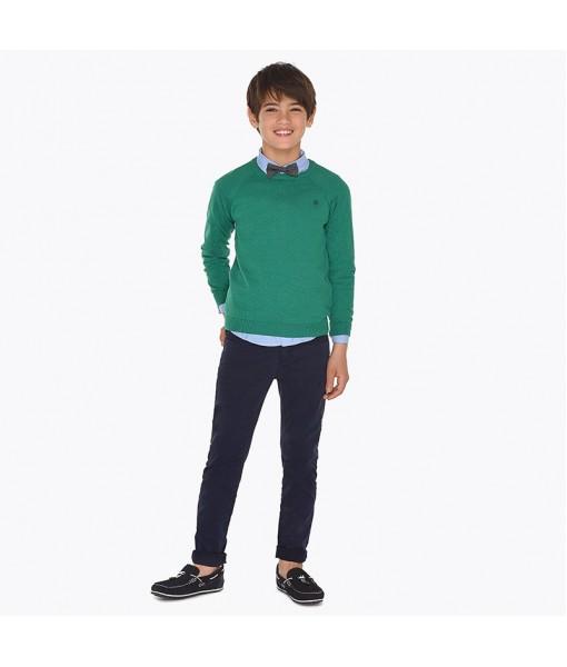 Παντελόνι μακρύ slim fit Mayoral αγόρι 29-00520-028
