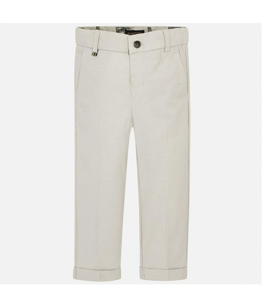 Παντελόνι μακρύ λινό αγόρι 29-03514-071