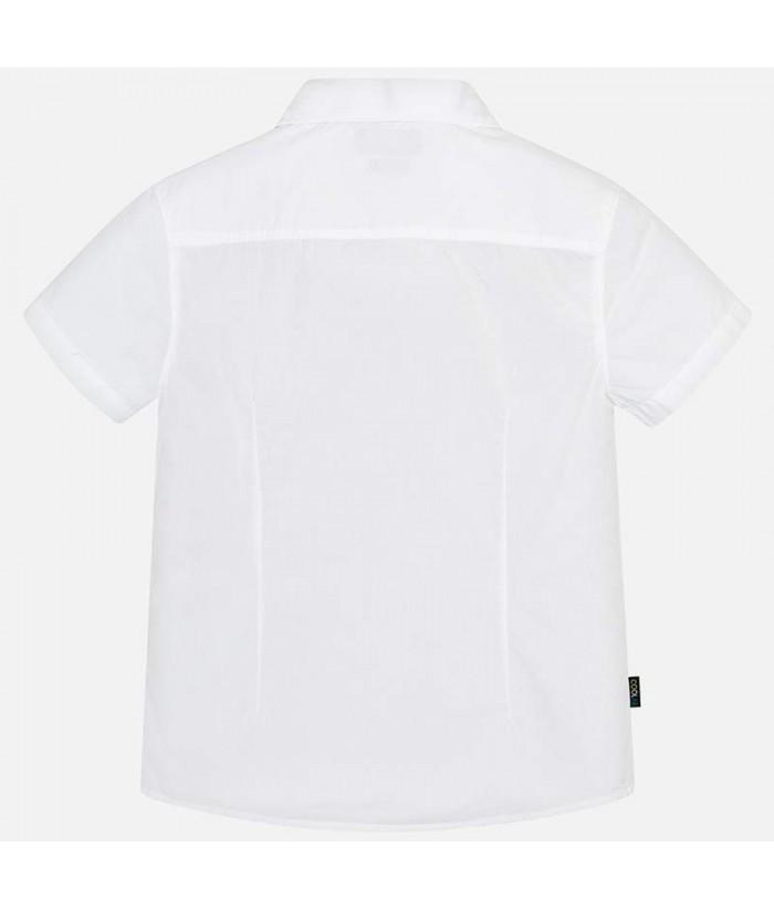 5e9dc27c425e Πουκάμισο κοντομάνικο τσέπη αγόρι M6124014