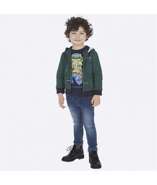 Παντελόνι τζιν slim fit βασικό Mayoral αγόρι 19-00504-075