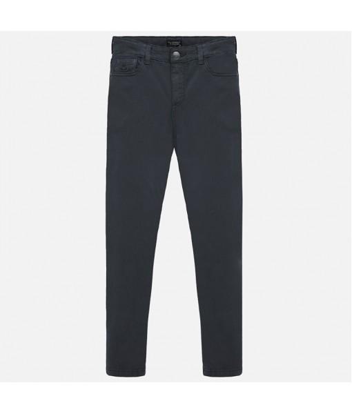 Παντελόνι μακρύ slim fit Mayoral αγόρι 19-00582-079