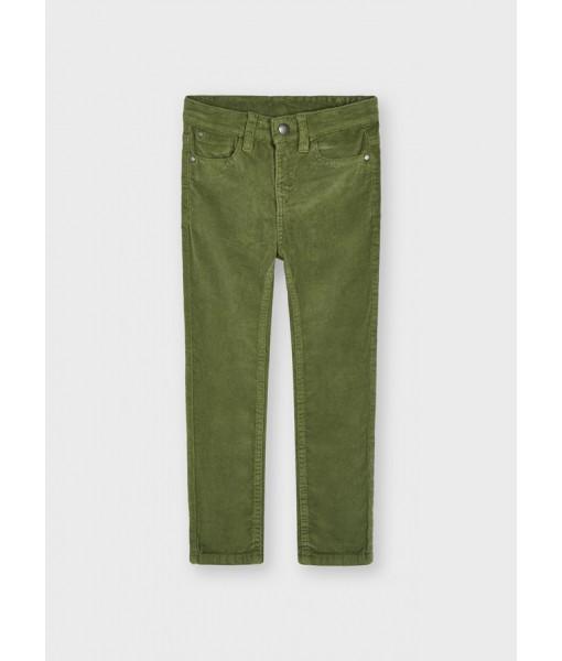 Παντελόνι κοτλέ slim fit μακρύ Mayoral mini αγόρι 11-00537-035