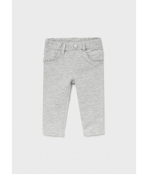 Παντελόνι μακρύ φούτερ βασικό Mayoral baby κορίτσι 11-00560-064