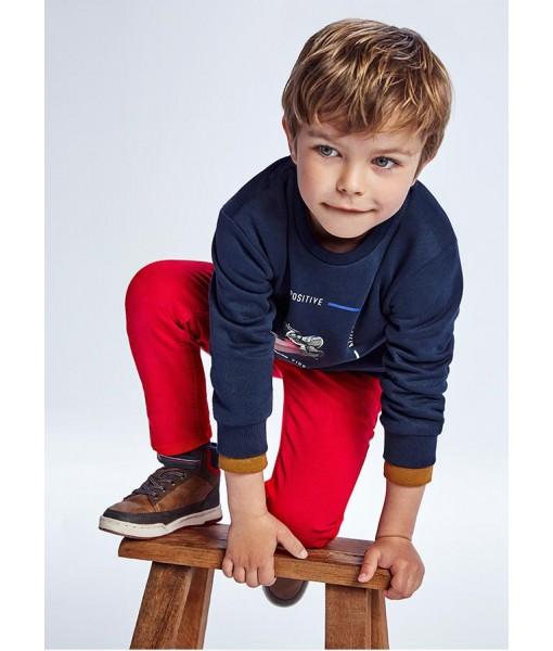 Παντελόνι 5τσεπο regular fit μακρύ Mayoral mini αγόρι 11-00561-090
