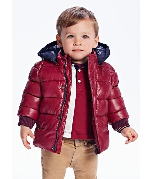 Μπουφάν ενισχυμένο Mayoral baby αγόρι 11-02417-085