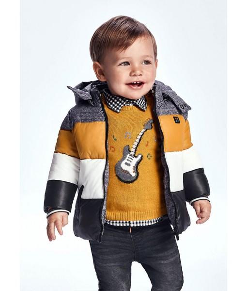 Μπουφάν Mayoral baby αγόρι 11-02419-048