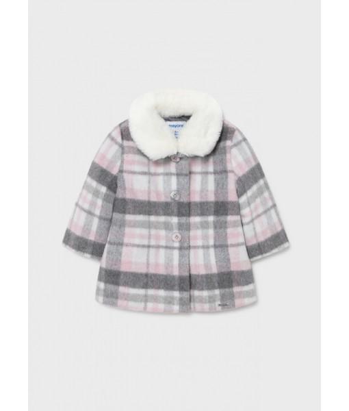 Παλτό Mayoral baby κορίτσι 11-02433-001