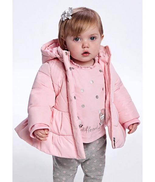 Μπουφάν ECOFRIENDS Mayoral baby κορίτσι 11-02438-027