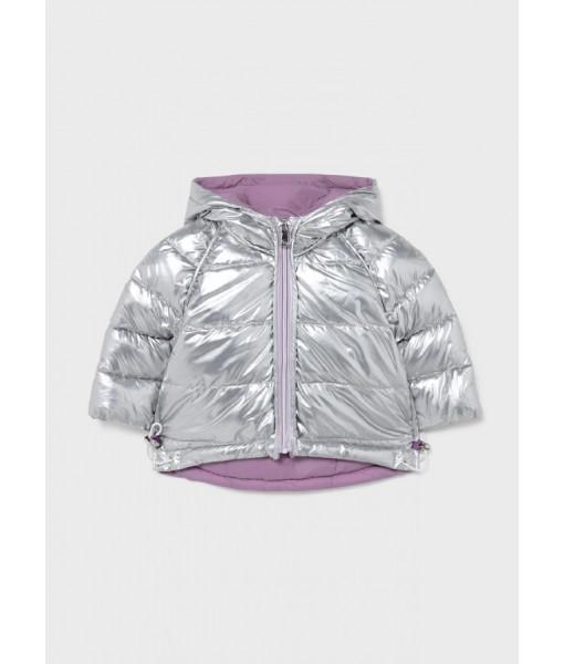 Μπουφάν ECOFRIENDS διπλής όψης Mayoral baby κορίτσι 11-02441-022