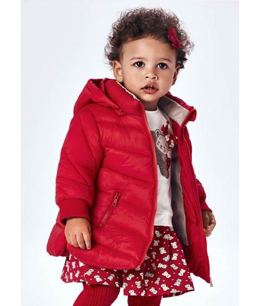 Μπουφάν ECOFRIENDS Mayoral baby κορίτσι 11-02442-036