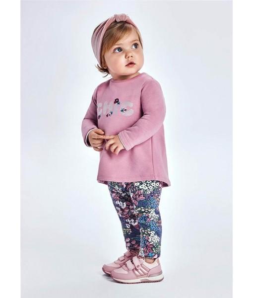 Σετ κολάν Mayoral baby κορίτσι 11-02716-006