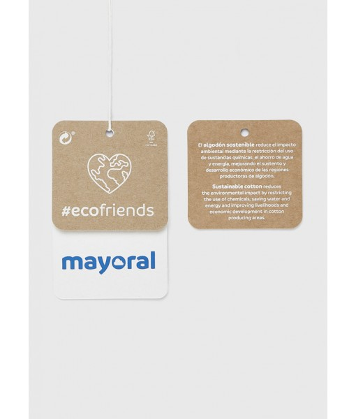 Σετ κολάν ECOFRIENDS Mayoral baby κορίτσι 11-02722-048