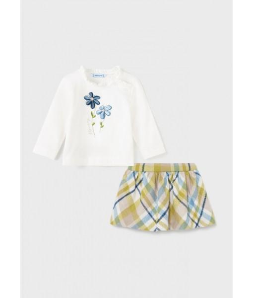 Σετ φούστα Mayoral baby κορίτσι 11-02930-010