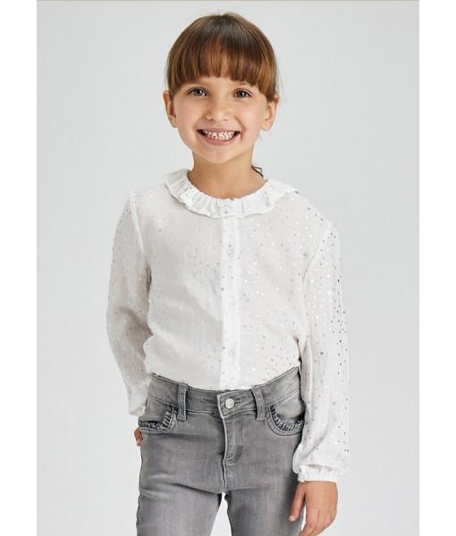 Μπλούζα σταμπωτή Mayoral κορίτσι 11-04172-069