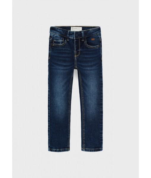 Παντελόνι μακρύ skinny fit Mayoral mini αγόρι 11-04560-053