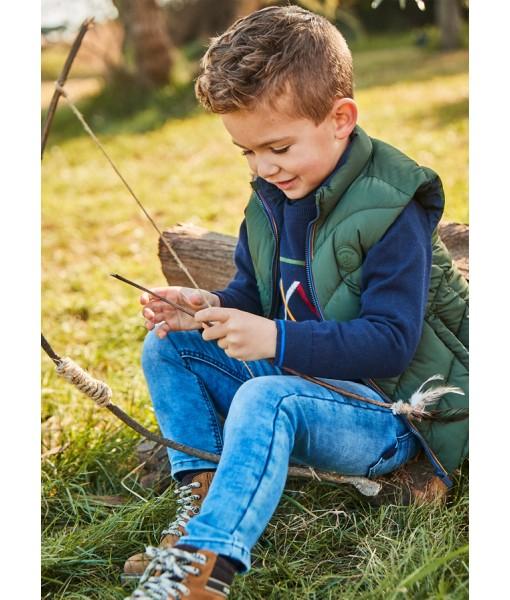 Παντελόνι μακρύ τζιν soft denim Ecofriends Mayoral mini αγόρι 11-04562-091