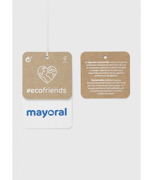 Σετ κολάν σταμπωτό ECOFRIENDS Mayoral μεσαίο κορίτσι 11-04749-084
