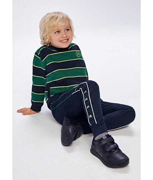 Σετ φούτερ και 2 παντελόνια φόρμες Mayoral αγόρι 11-04831-010