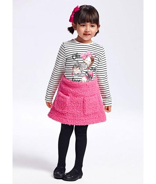 Σετ φούστα Mayoral μεσαίο κορίτσι 11-04942-024