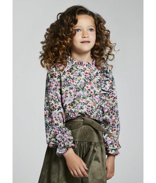 Μπλούζα σταμπωτή Mayoral junior κορίτσι 11-07157-007
