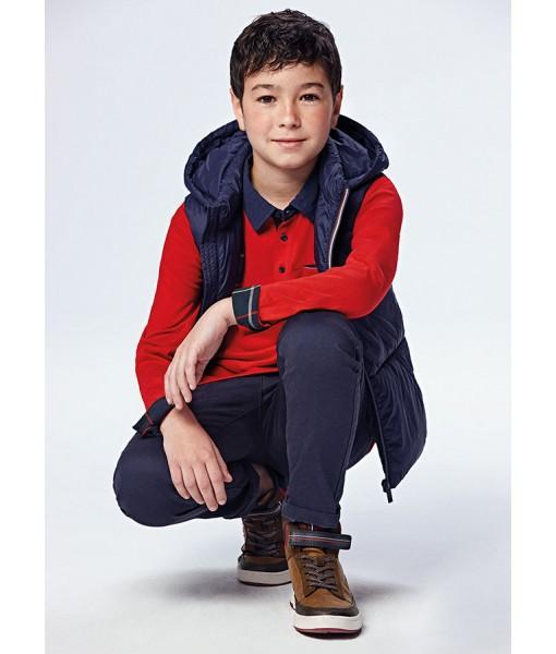 Γιλέκο αμάνικο ενισχυμένο Mayoral junior αγόρι 11-07345-062