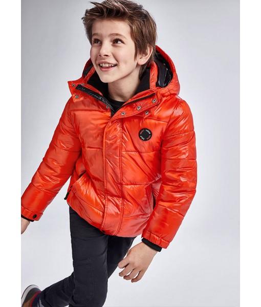 Μπουφάν γυαλιστερό Mayoral junior αγόρι 11-07415-050