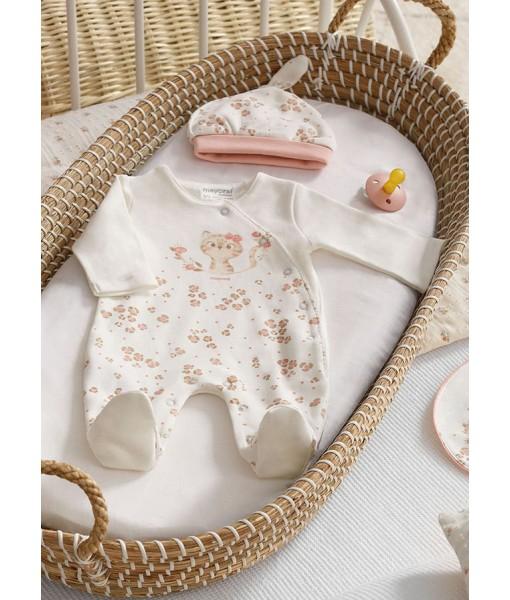 Σετ δώρου ECOFRIENDS νεογέννητο κορίτσι Mayoral 11-09047-032
