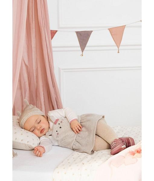 Καλσόν νεογέννητο κορίτσι Mayoral 11-09418-017