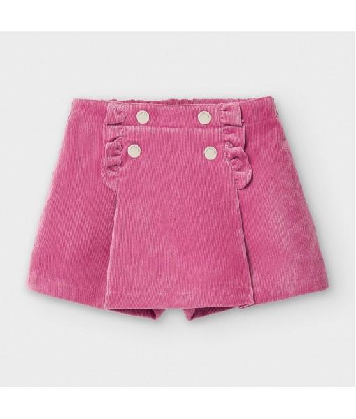 Φούστα παντελόνι baby κορίτσι Mayoral 10-02942-023