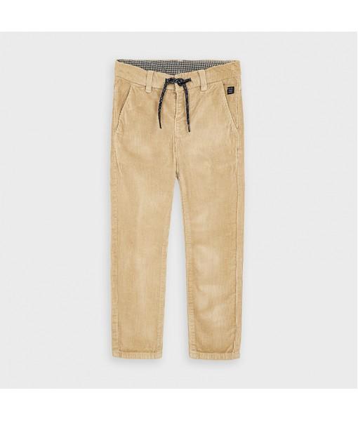 Παντελόνι μακρύ λοξότσεπο κοτλέ αγόρι Mayoral 10-04541-027