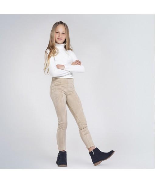 Παντελόνι μακρύ σουέτ Mayoral κορίτσι 10-07535-071
