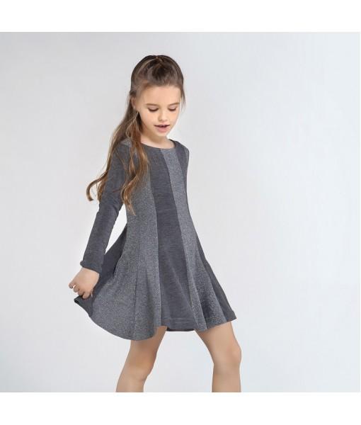 Φόρεμα λούρεξ Mayoral κορίτσι 10-07957-080