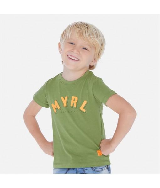 Μπλούζα κοντομάνικη αγόρι Mayoral 20-00170-041