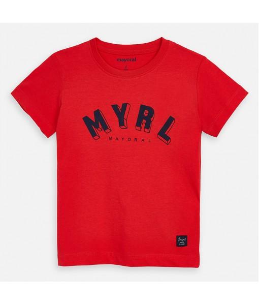 Μπλούζα κοντομάνικη αγόρι Mayoral 20-00170-047